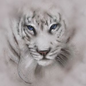 """White tiger"" Tiger"