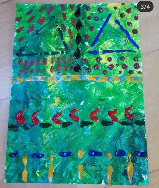 green hill - Brigittas Art G