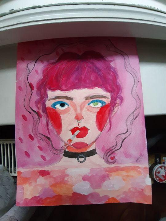 Jeanine - Brigittas Art G