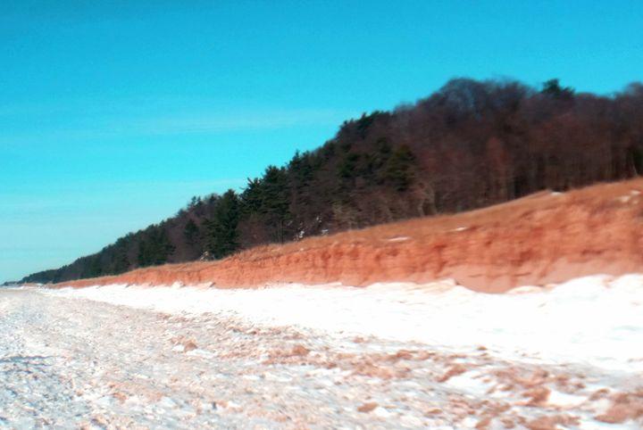 Michigan Dunes - royal dsgns