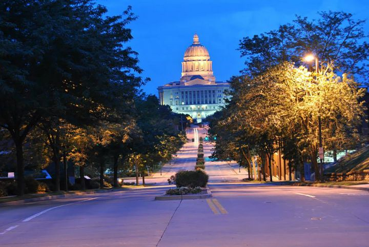 Evening at the Capitol - Artful Gifts by Laura