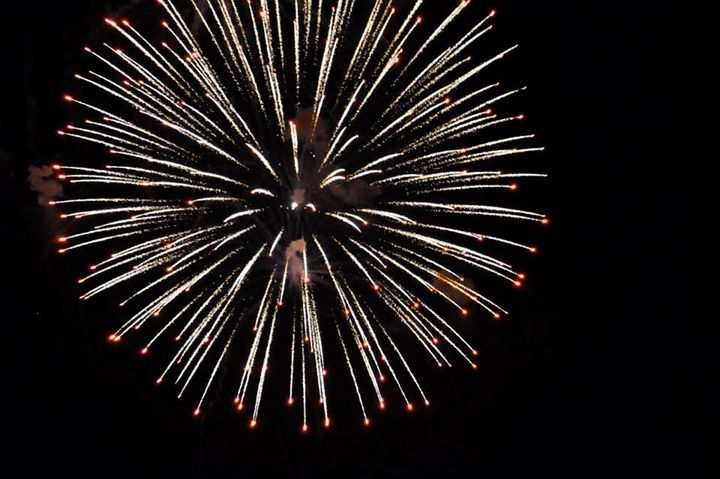 Fireworks #3 - Artful Gifts by Laura
