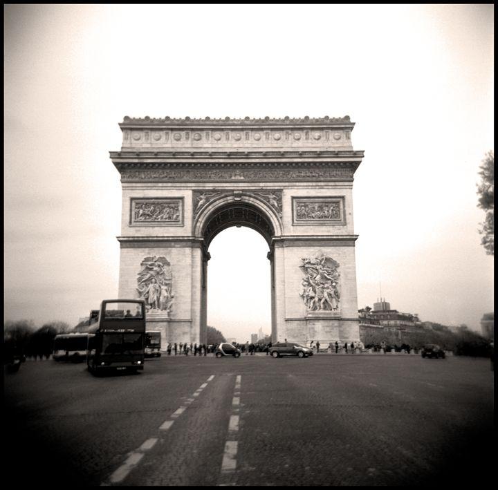 Arc de Triomphe, Paris - Norberto Lauria
