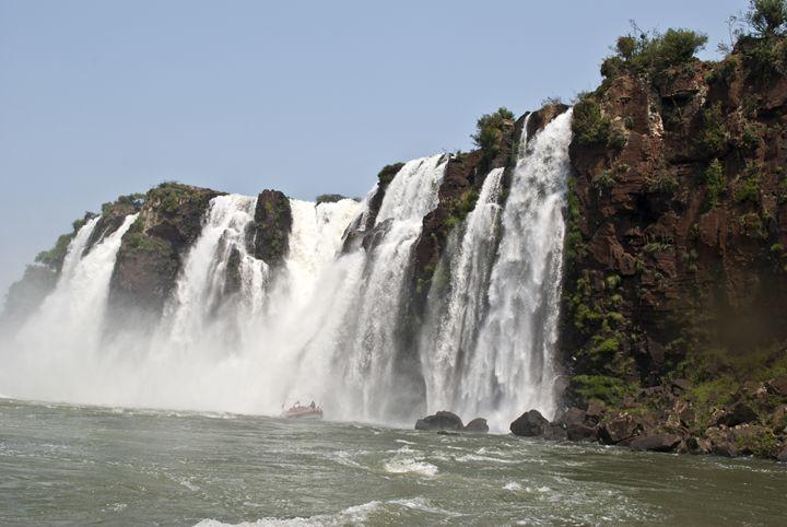 Iguazu falls, Argentina - Norberto Lauria