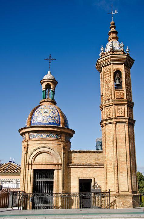 Castle San Jorge, Seville - Spain. - Norberto Lauria