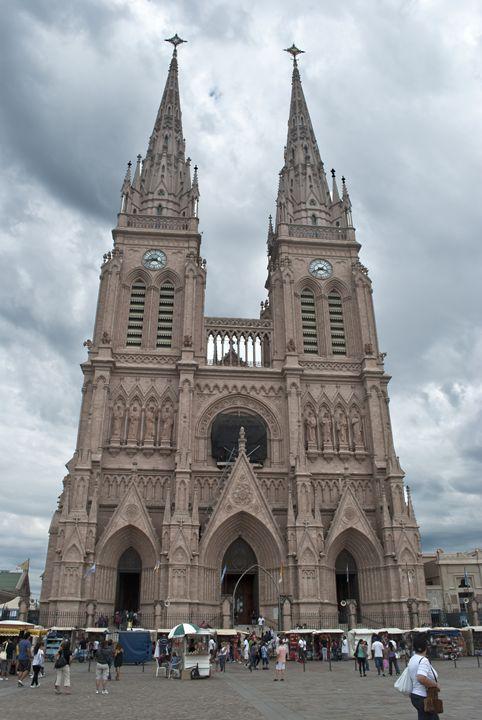 City Basilica of Lujan, Buenos Aires - Norberto Lauria