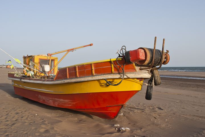 fishing boat - Norberto Lauria