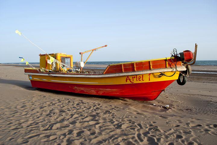 fishing boat - Norberto Lauria