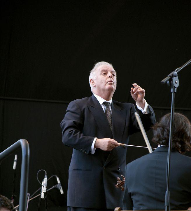 Daniel Barenboim - Norberto Lauria