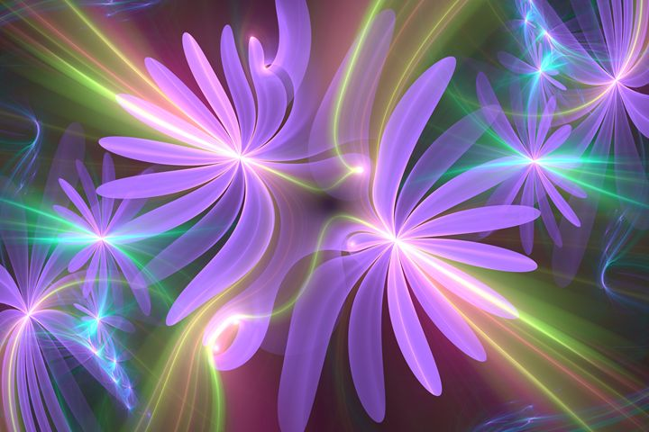 Purple Dream - Starseed