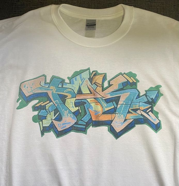 TAK graffiti - MissAng's Designs
