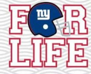 GIANTS for life