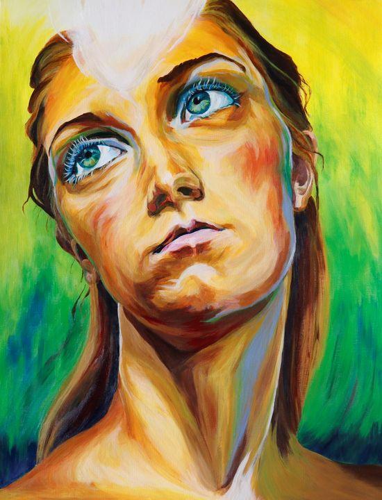 Third eye - Ewa Hewelt