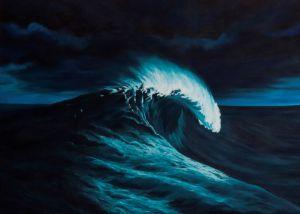 Night Wave - Ewa Hewelt