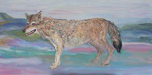 A Pretty Wolf