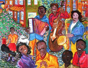 Gathering Street Jam