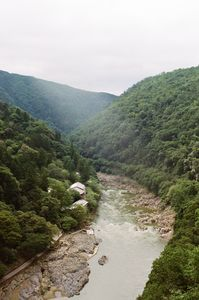 River in Arayshiyama