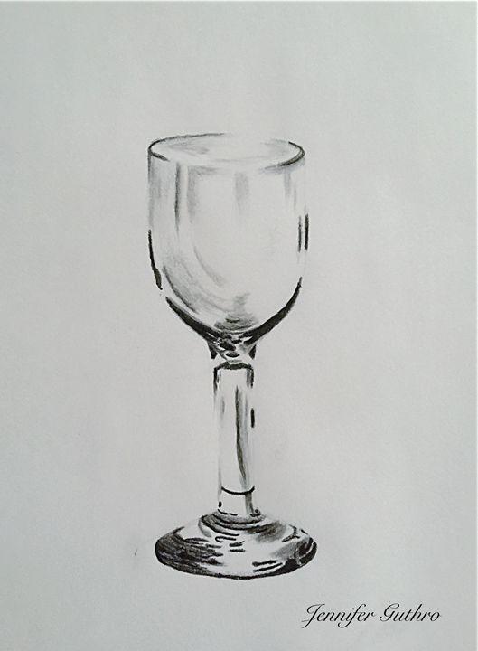 Glass - Jennifer Guthro