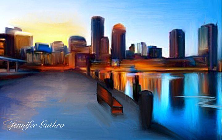 City View - Jennifer Guthro