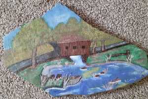 Covered Bridge SOLD