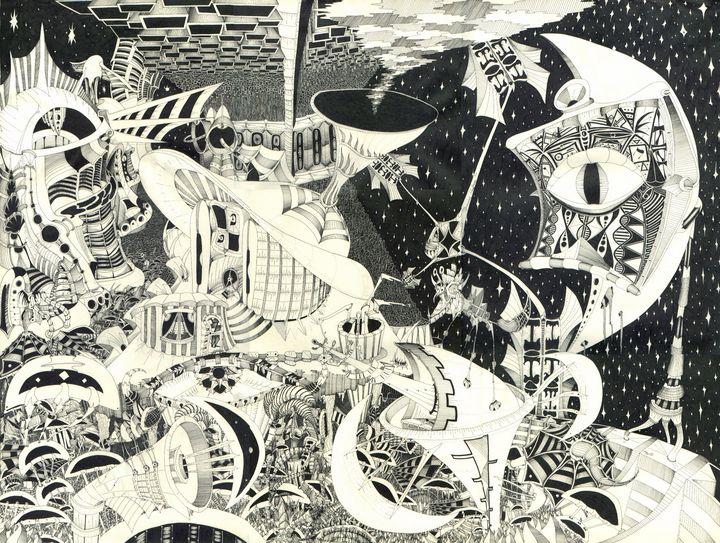 PARANOIA by JEREMIAH KAUFFMAN - LYNN KAUFFMAN