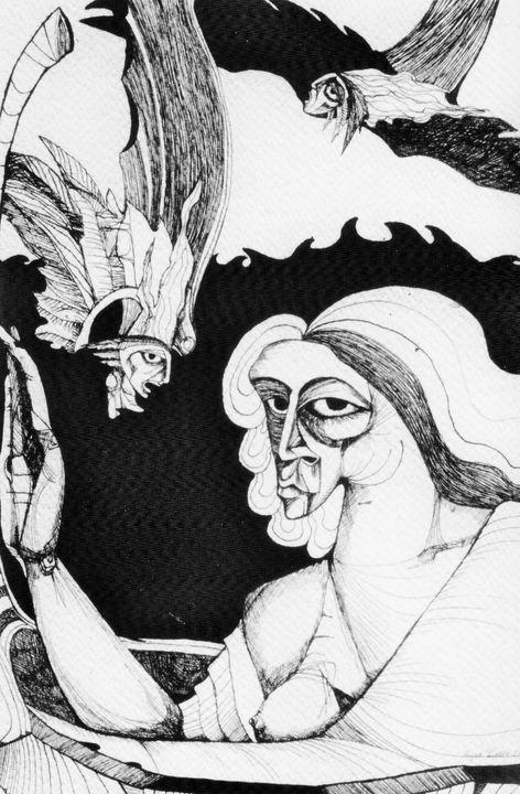 SEAGULLS - LYNN (MORRIS) KAUFFMAN