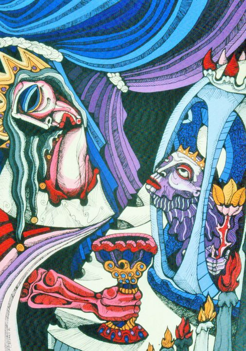 THE MONKEY KING - LYNN KAUFFMAN