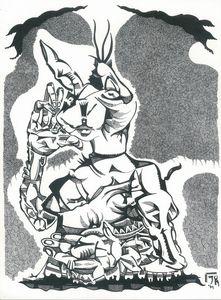 CATGUT  by  JEREMIAH KAUFFMAN