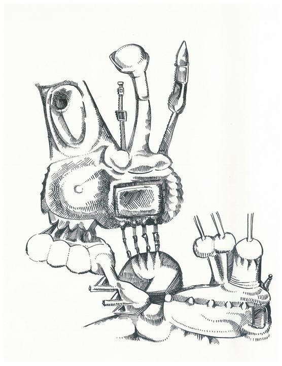 NEW KIND OF HAND by JEREMIAH KAUFFMA - LYNN KAUFFMAN