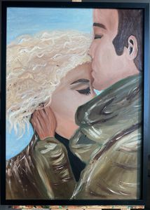 """""""The inner lovers"""" (sold out)"""