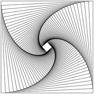 Spiral Diamond