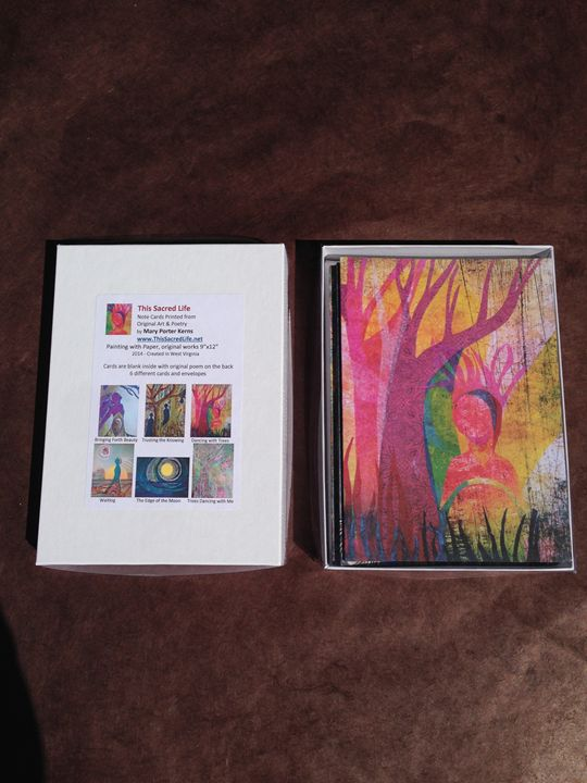 Box Set - Dancing with Trees - This Sacred Life