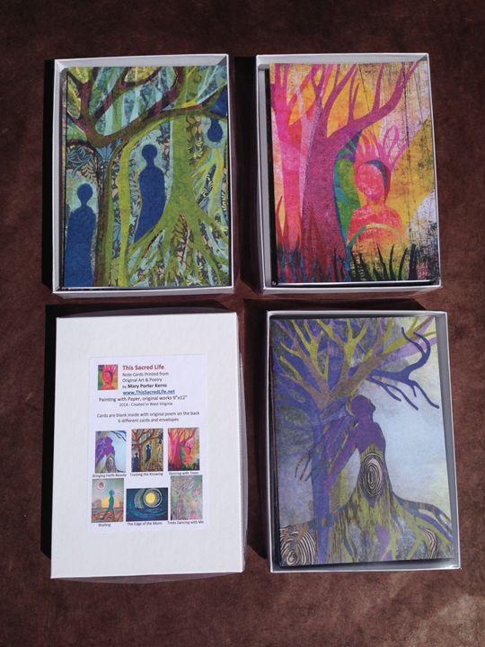 Box Set- 12 Card Assortment - This Sacred Life