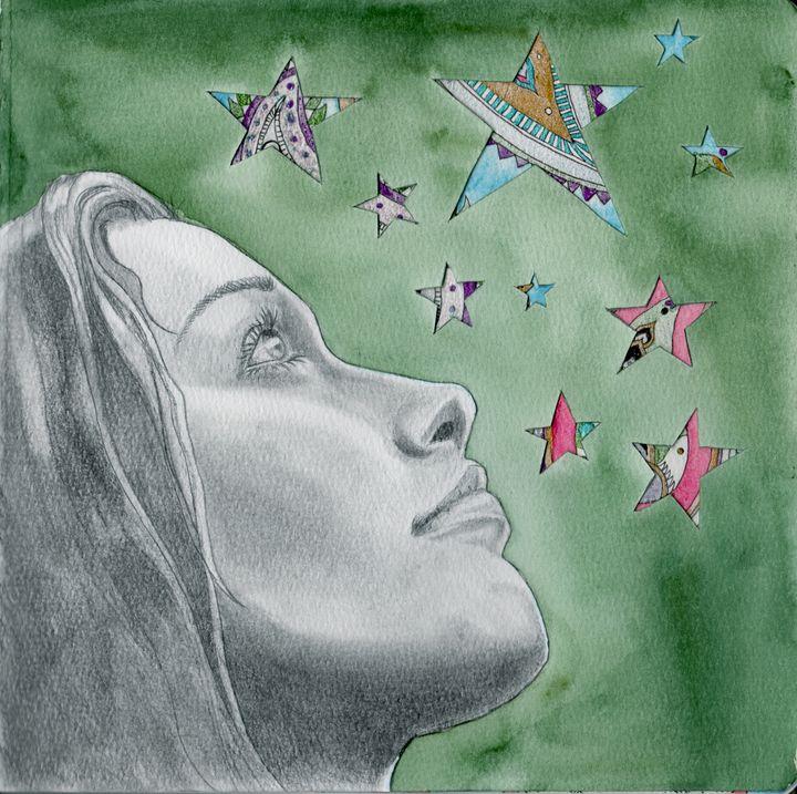 Look to the Stars - Here Be Unicorns