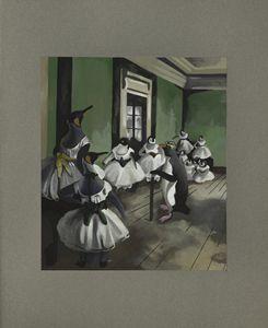 Degas' Penguins