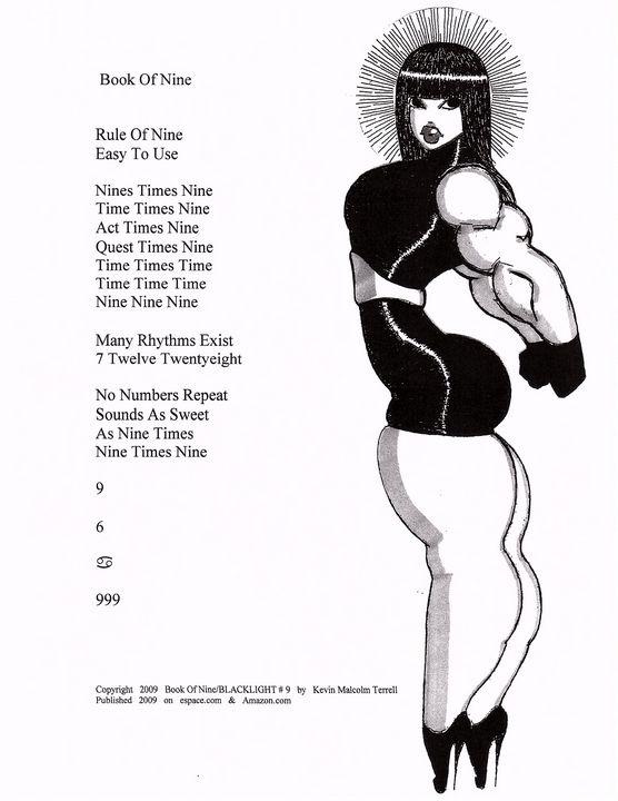 Page 8 Book Of Nine - BlackLightTexasThunder