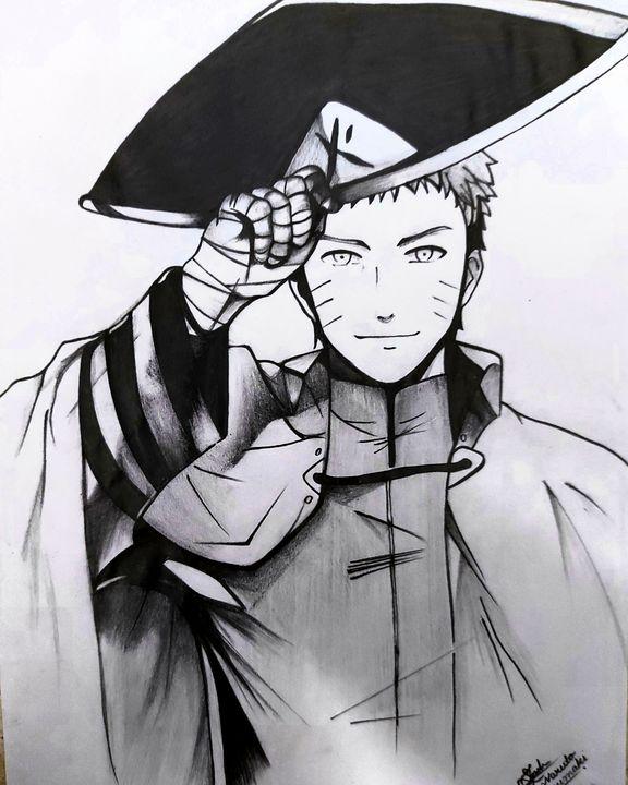 Naruto Uzumaki - Lion_o_17