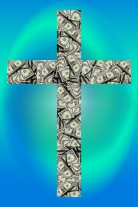 Passion of the Church - Money Cross