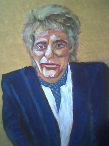 rod stewart - keith elwyn
