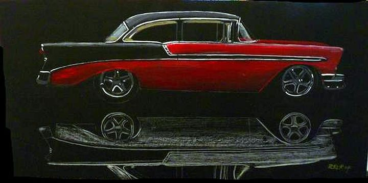 53 Chevy - Le Page Fine Art
