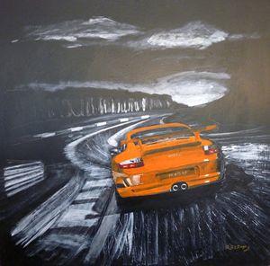 Porsche GT3 Le Mans