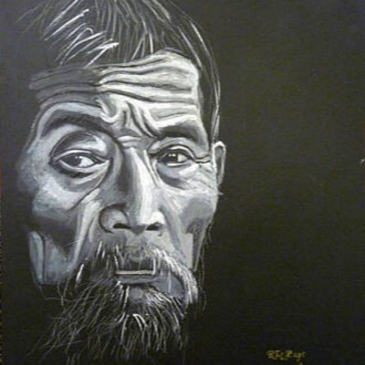 Chinese Man - Le Page Fine Art