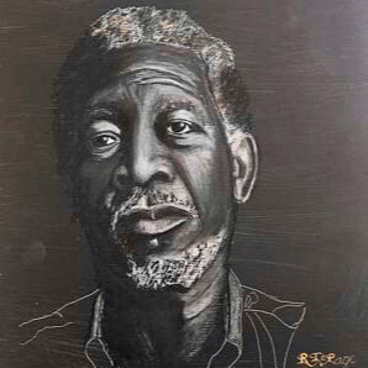 Morgan Freeman - Le Page Fine Art
