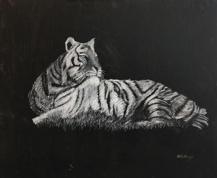 Tiger - Le Page Fine Art
