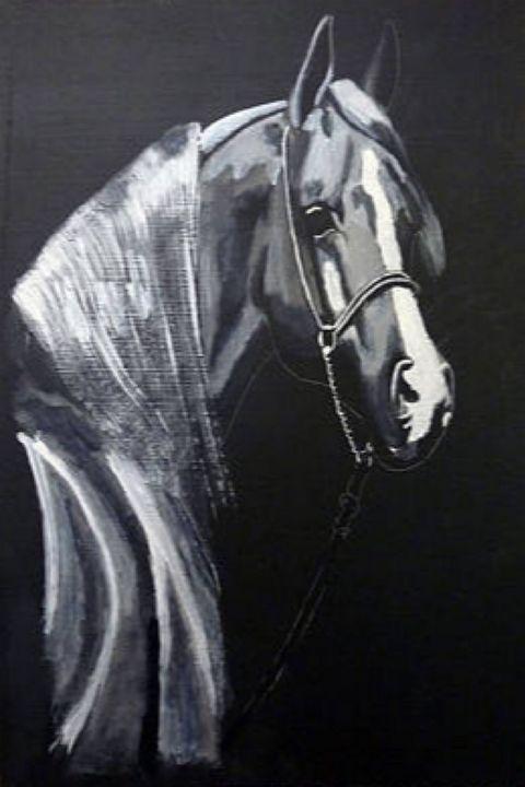 Horse Of Course - Le Page Fine Art