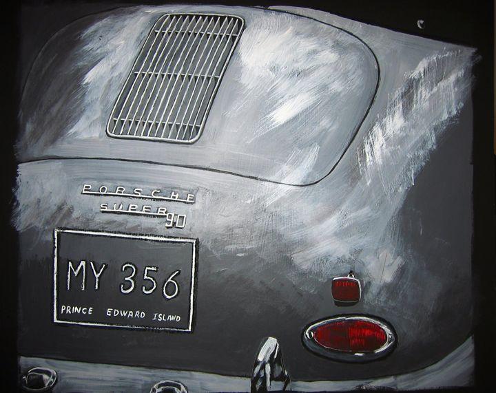 My 356 - Le Page Fine Art