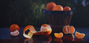 Basket of citrus 24 x 48