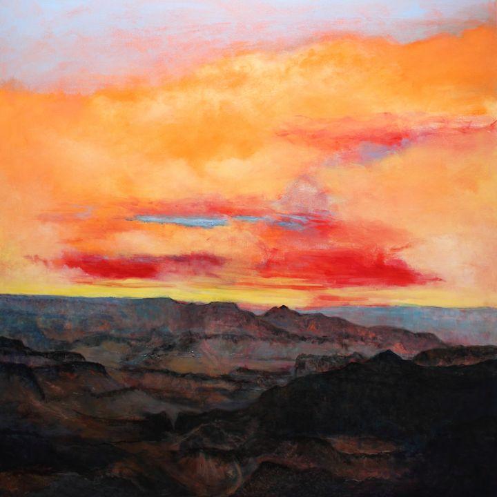 Canyon Twilight 8 - M Diane Bonaparte