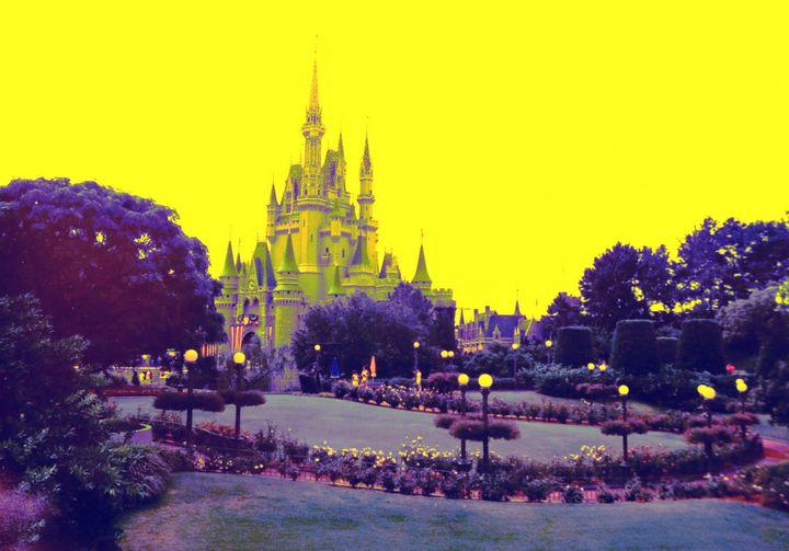 Castle View - M Diane Bonaparte