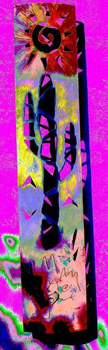Outdoor Luminary 2 - M Diane Bonaparte